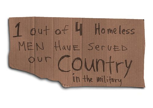 Root Causes of Homeless Crisis–Veterans and Trauma